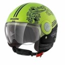 CASCO SHARK PRIMA VOLTA GREEN